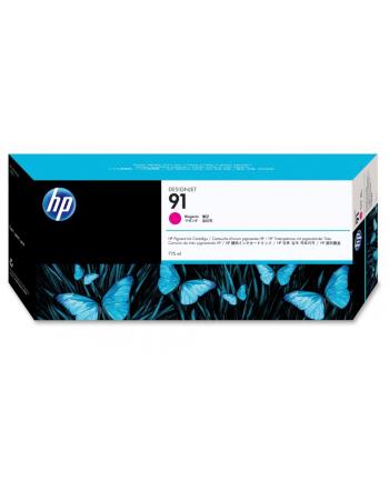 Tusz HP 91 magenta Vivera | 775ml
