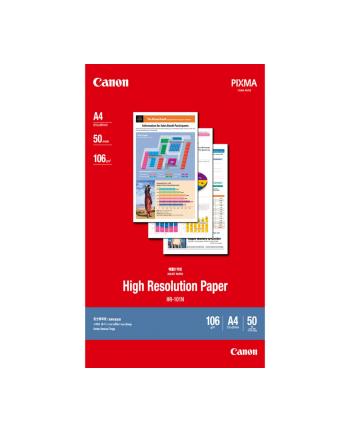 Papier Canon HR101 High Resolution Paper | 106g | A4 | 50ark