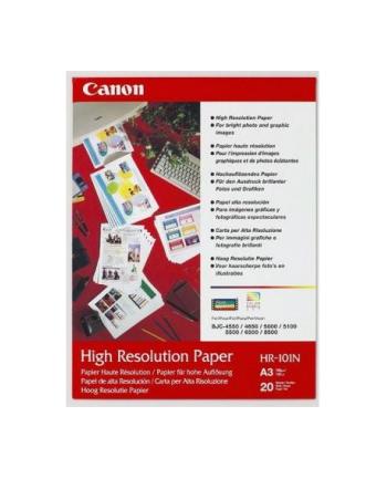 Papier Canon HR101 High Resolution Paper | 106g | A3 | 20ark