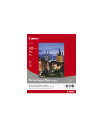 Papier Canon SG201 Photo Paper Plus Semi-glossy | 260g | 36x43cm | 10ark