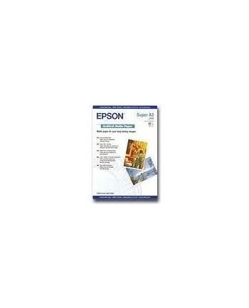 Papier Epson Archival Matte | 192g | A3  | 50ark