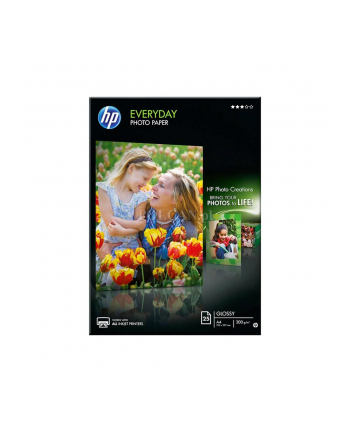 Papier HP Everyday Semi-glossy Photo | 200g | A4 | 25ark