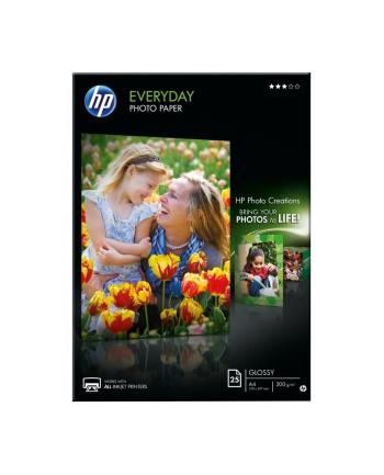 Papier HP Everyday Semi-glossy Photo | 200g | A4 | 25ark