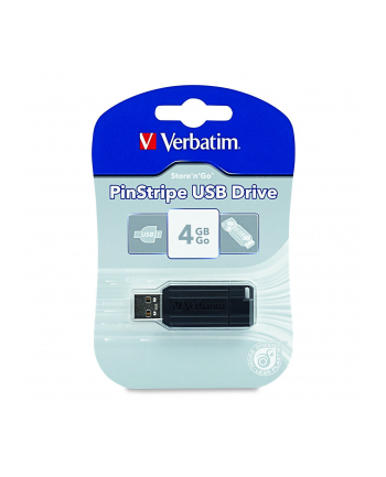 Pen Drive Verbatim 4 GB USB  49061