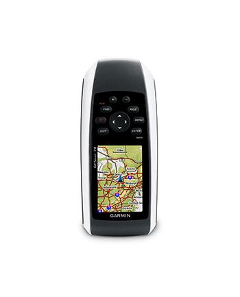 Ręczna nawigacja GPSMAP78, Worldwide