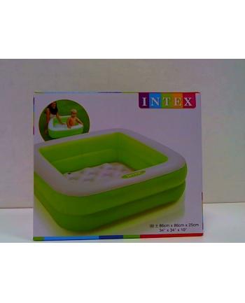 Brodzik dla dzieci 85x85x23 2 kolory 57100 INTEX