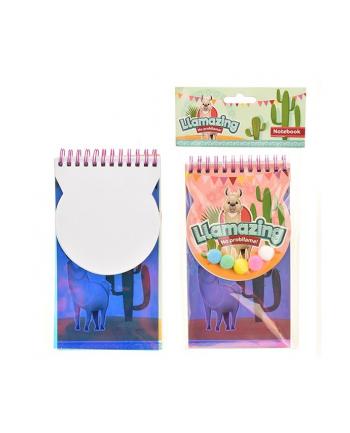 symag Notes z Lamą Toi-Toys 41206 Llamazing