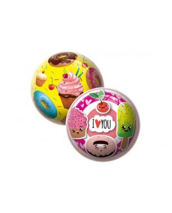 Piłka bez licencji 230mm Lody i Pączki ARTYK