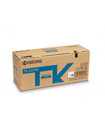 Kyocera Toner CYAN TK-5270C