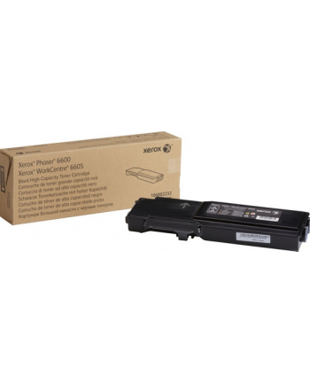 Xerox toner black 8000 pages 106R02232