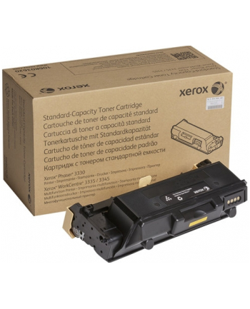 Xerox toner black 2600 pages 106R03620