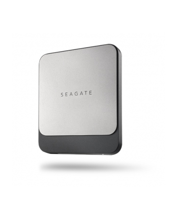 Seagate nearly SSD 2 TB Solid State Drive(black, USB 3.0 C)