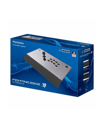 HORI Fighting Edge, joystick(aluminum / black, PlayStation 3, PlayStation 4, PC)