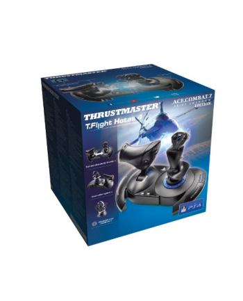 Thrustmaster T.Flight Hotas 4 Ace Combat 7 Skies Unknown Edition (black, PlayStation 4, PC)