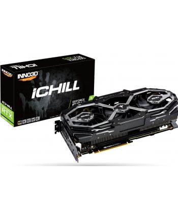 INNO3D GeForce 2070 RTX iCHILL X3 JEKYLL - 8 GB(3x DisplayPort, HDMI, DVI-D)