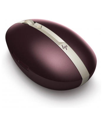 HP Specter rechargeable mouse 700(burgundy / silver)