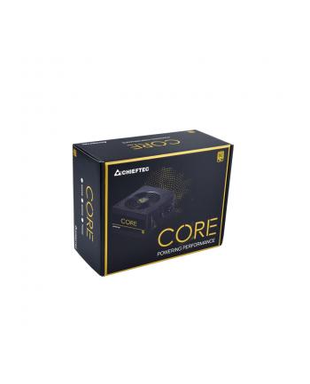 chieftec Zasilacz Core 600W 80 PLUS GOLD PFC 120MM ATX