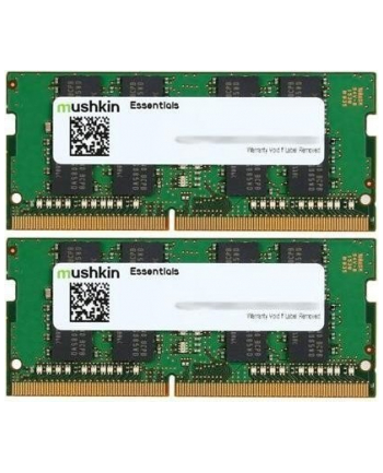 Mushkin DDR4 SO-DIMM 64GB 2666-19 - Single - Essentials 1,2v K2 MSK