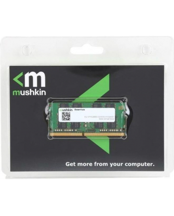 Mushkin DDR4 SO-DIMM 32GB 2666-19 - Single - Essentials 1,2v MSK