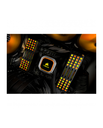 Corsair DDR4 - 16 GB - 3466-CL 16 - Dual Kit - Dominator Platinum RGB - black, CMT16GX4M2C3466C16