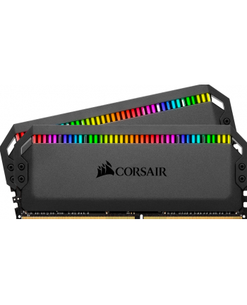 Corsair DDR4 16GB 4266-19 - Dual Kit - Dominator Plat.RGB K2