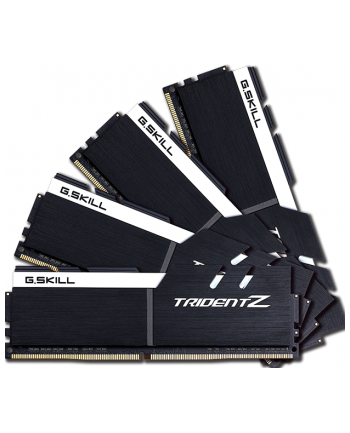 G.Skill DDR4 64GB 3600-17 - Quad-Kit - Trident Z K4 GSK