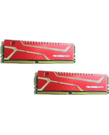 Mushkin DDR4 16 GB 3466 - Dual kit memory(red, MRB4U346GJJM8GX2, Redline)