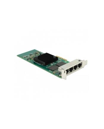 DeLOCK PCIe > 4 x Gigabit LAN