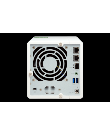 qnap Serwer NAS TS-332X-4G 4GB DDR4,  AL-324 64-bit