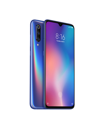 Xiaomi Mi 9 4G DS EU - 6.39 - Android -  - 64GB - ocean blue