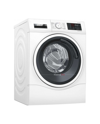 Bosch WDU28540, washer-dryer (White)