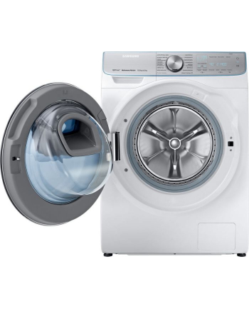 Samsung WD10N84INOA / EC, washer-dryer (white, Quick Drive)