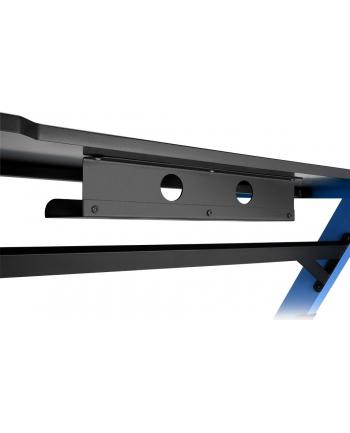 Sharkoon SKILLER SGD1 Gaming Desk 4044951026760, game table(black / blue)