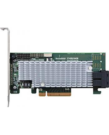 HighPoint RocketRAID 3720A, RAID card