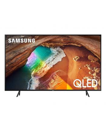 Samsung GQ 49Q60R - 49 - QLED TV(black, 4K, SmartTV, Twin Triple Tuner, HD +)