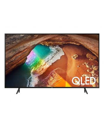 Samsung GQ 75Q60R - 75 - QLED TV(black, 4K, SmartTV, Twin Triple Tuner, HD +)