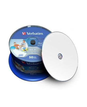 Verbatim M-DISC BD-R 4x 25 GB Blu-ray blanks(4 times, 25 pieces, printable)