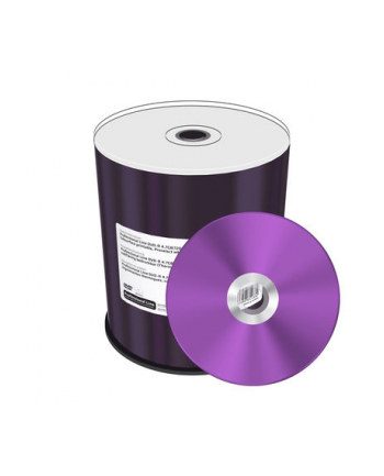 MediaRange DVD-R 4.7GB DVD media(16X, 100 pieces)