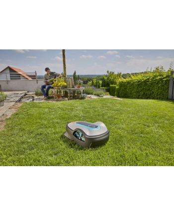GARDENA robotic lawnmower SILENO life