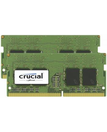 Crucial DDR3 - 16GB - 2400 -CL - 17 - Mac - Dual kit (CT2K8G4S24AM)