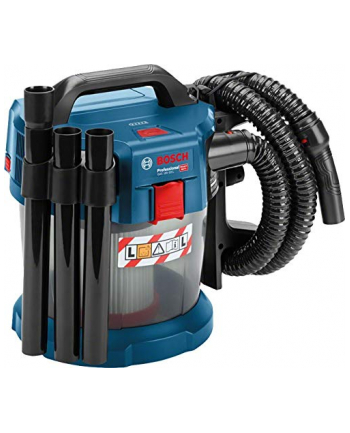 bosch powertools Bosch Odkurzaczs GAS 18V-10 L Professional 2x5Ah, wet / dry vacuum cleaner (blue, 2x Li-ion battery 5.0 Ah)