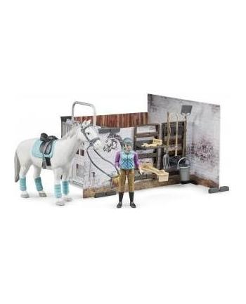 BRUDER bworld horse stable - 62506