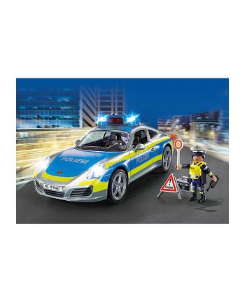 Playmobil Porsche 911 Carrera 4S Police - 70067