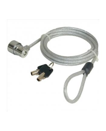 PORT CONNECT Linka zabezpieczająca z kluczem 136 g, 1.8 m