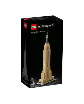 LEGO 21046 ARCHITECTURE Empire State Building p3