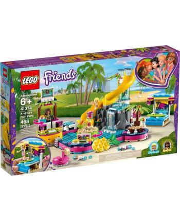 LEGO 41374 FRIENDS Impreza Andrei na basenie p.3