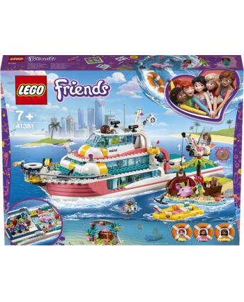 LEGO 41381 FRIENDS Łódź ratunkowa p.3