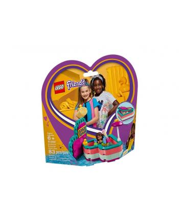 LEGO 41384 FRIENDS Pudełko przyjaźni Andrei p.4