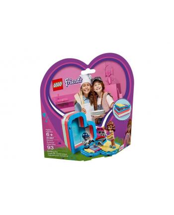 LEGO 41387 FRIENDS Pudełko przyjaźni Olivii p4