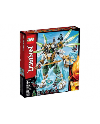 LEGO 70676 NINJAGO Mechaniczny Tytan Lloyda p4